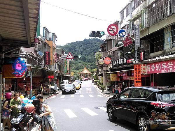 三峽成福路01-黑豬肉香腸街