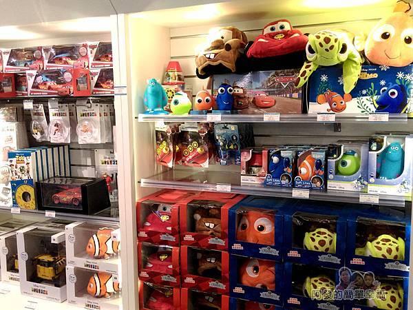 海底總動員2夏日快閃店13-其它著名的3D動畫周邊商品