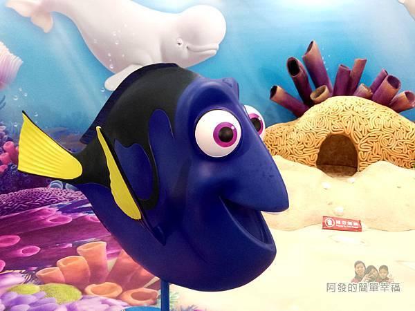 海底總動員2夏日快閃店17-多莉(擬刺尾鯛)