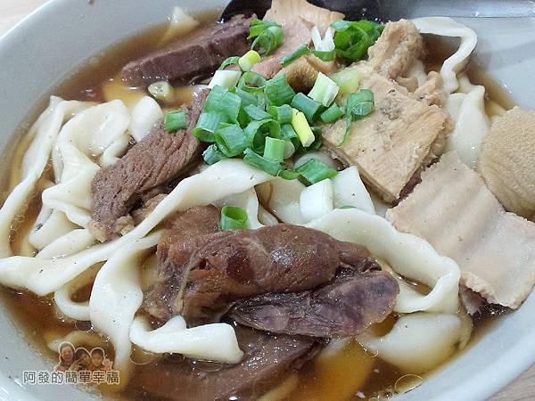 建宏牛肉麵25-綜合麵