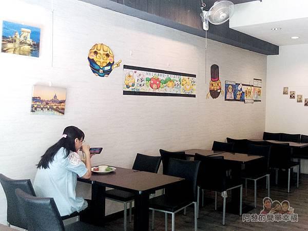 福旺亭03-店內用餐環境