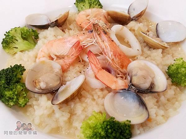 福旺亭25-澎湃海鮮燉飯