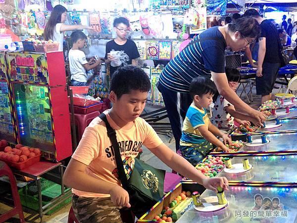 大安童話夜市32-兒童彈珠遊戲區