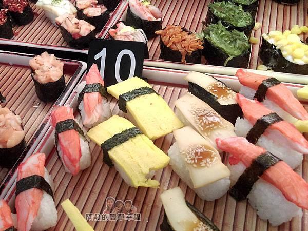 嚐鮮壽司04-十元壽司