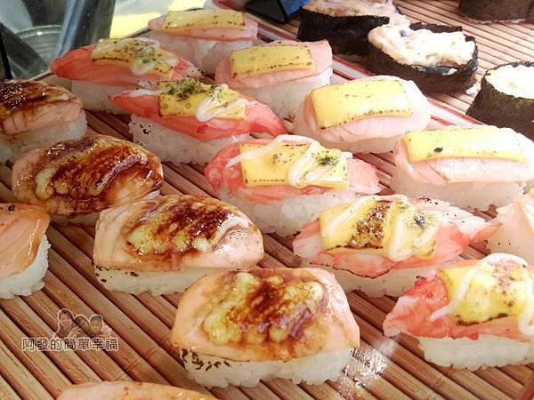 嚐鮮壽司06-相較一般顯得美味與特別
