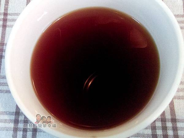 阿嬤的古早味蒸蛋02-調醬汁