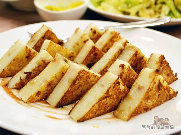 翠庭16-香煎蘿蔔糕