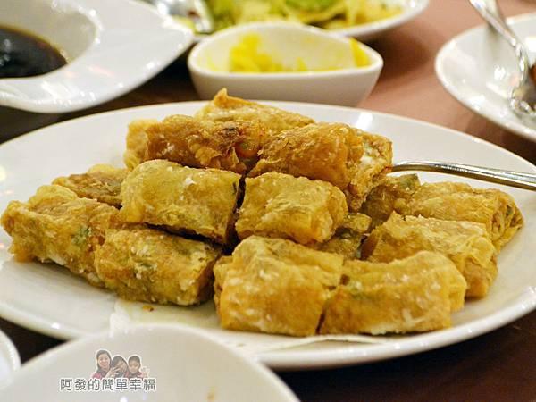 翠庭17-鮮蝦腐皮捲
