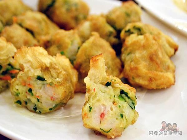 翠庭18-脆皮韭菜餃