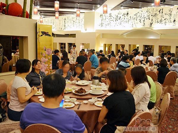 翠庭25-愉快的聚餐氣氛