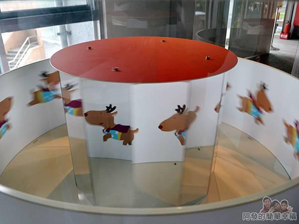 新北市動畫故事館12-2F-反射式走馬畫筒