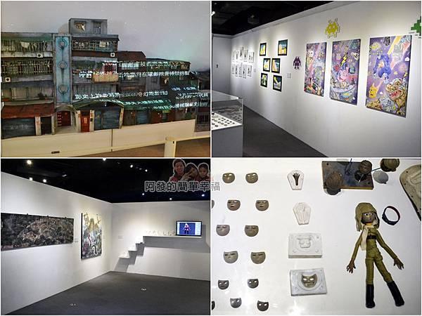 新北市動畫故事館32-5F-特效電影拍攝體驗區-組圖