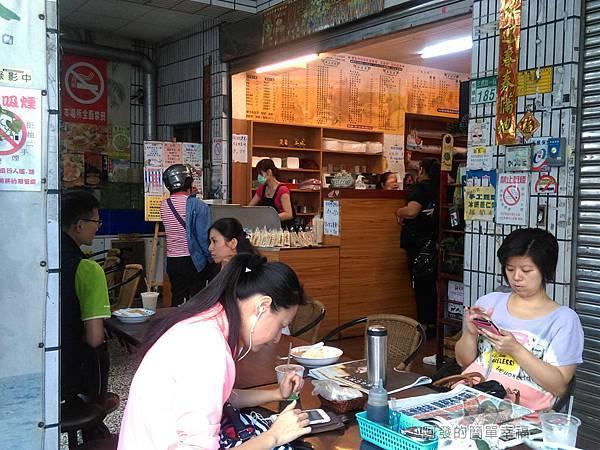 夏威姨早午餐07-用餐區