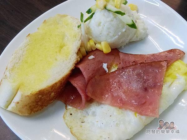 夏威姨早午餐09-A餐