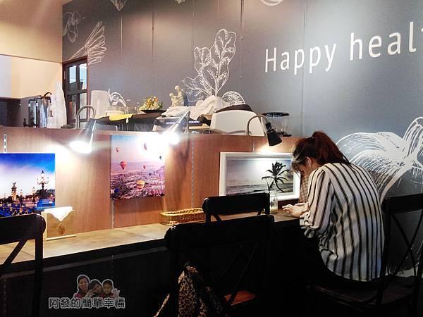 喜悅早餐坊09-店內環境一角