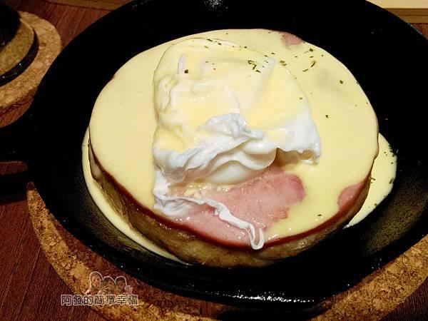 喜悅早餐坊21-水波蛋優格早餐