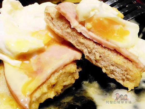 喜悅早餐坊23-水波蛋優格早餐切面