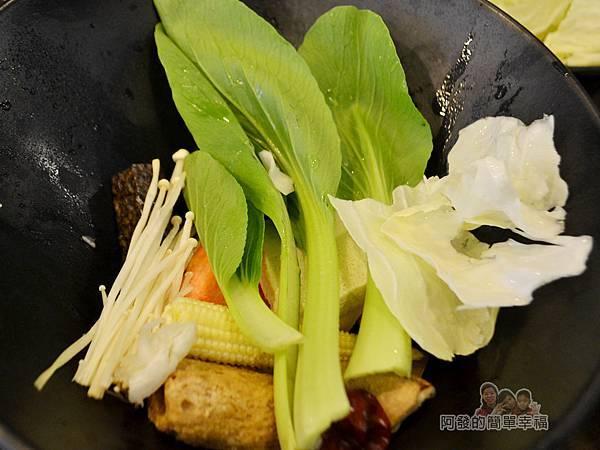 鍋饕精饌涮涮鍋20-菜盤II