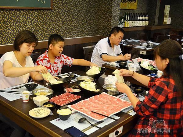 鍋饕精饌涮涮鍋27-開煮
