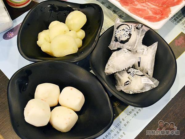 鍋饕精饌涮涮鍋31-加點一份才20元