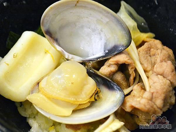 鍋饕精饌涮涮鍋42-海鮮個大肥美鮮甜