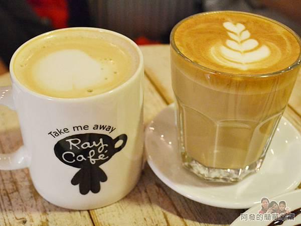 RAY CAFE22-紅茶牛乳與澳洲小白咖啡.jpg