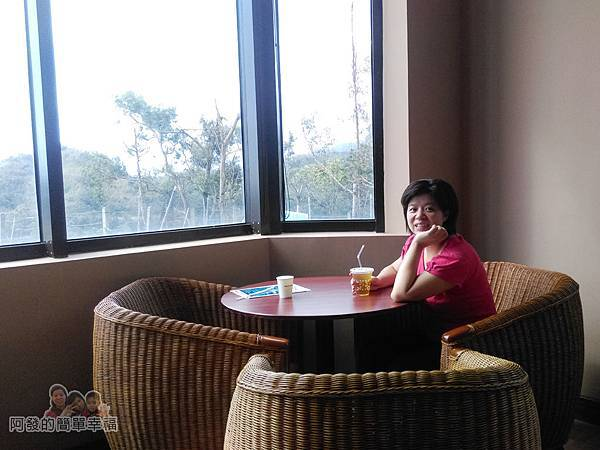 金車伯朗城堡咖啡館42-城堡2館-歇腳休憩