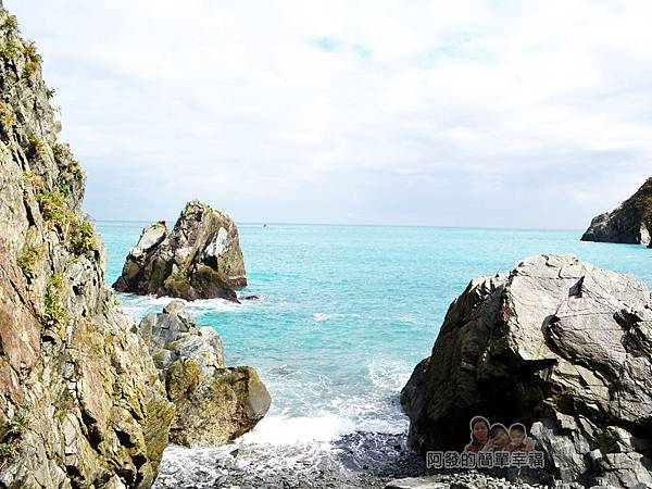 蘇澳粉鳥林24-奇岩海景