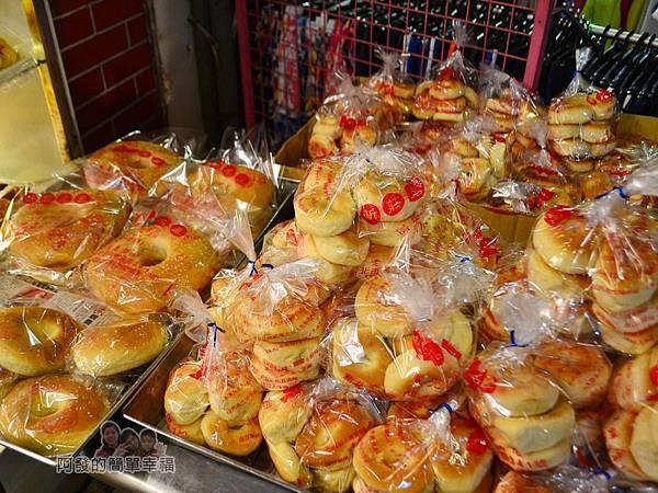 老順香餅店06-鹹光餅區
