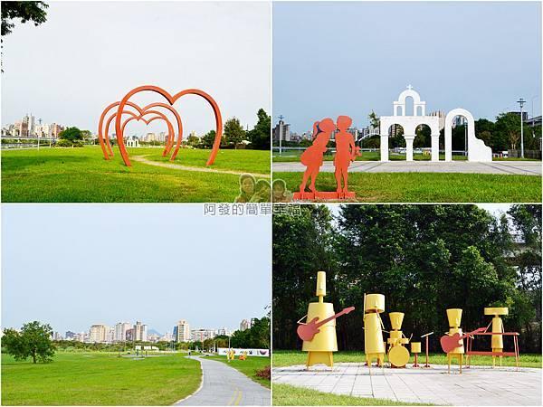 新店溪右岸06-古亭河濱公園