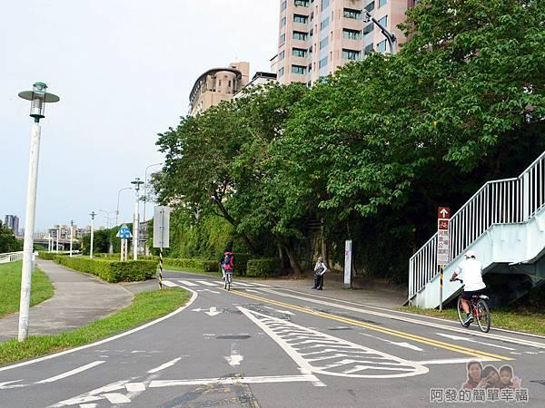 新店溪右岸12-古亭河濱公園-往中正河濱公園