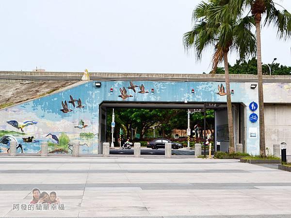 新店溪右岸18-馬場町紀念公園-水門