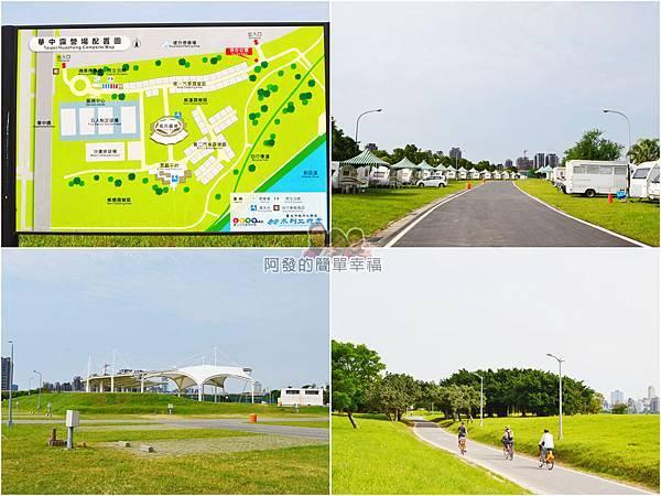 新店溪右岸21-華中河濱公園路段-華中露營場