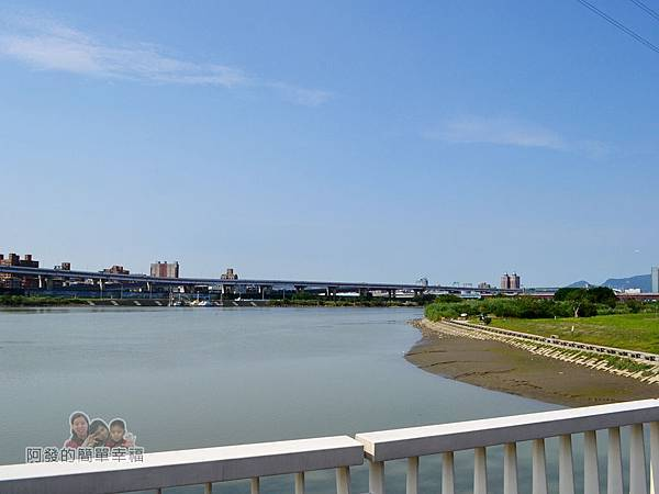 新店溪右岸31-新店溪右岸河賓風景