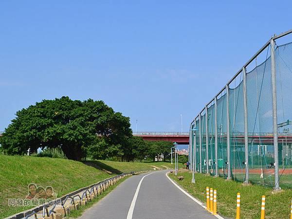 新店溪右岸32-雙園河濱公園