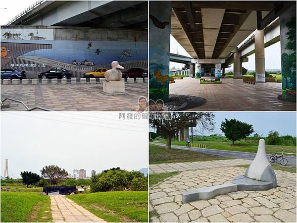 新店溪右岸33-華江雁鴨自然公園