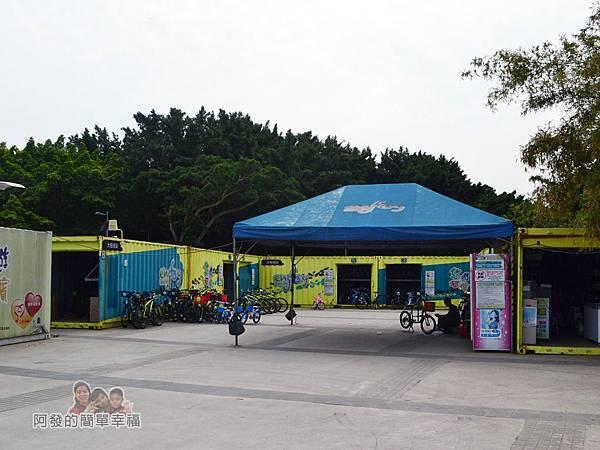 新店溪右岸41-大稻埕租借站
