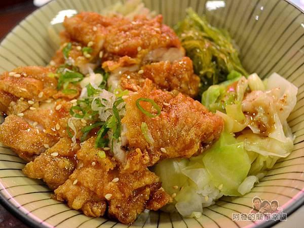 新宿食事處35-醬燒雞腿丼
