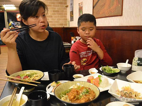 新宿食事處41-愜意的享受美食