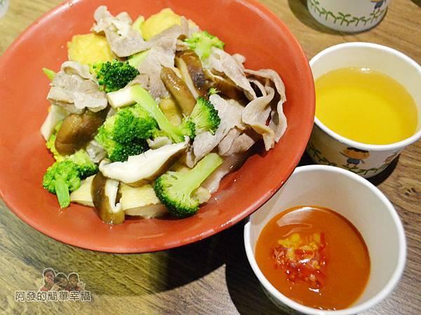 一串日式關東煮14-關東煮上桌