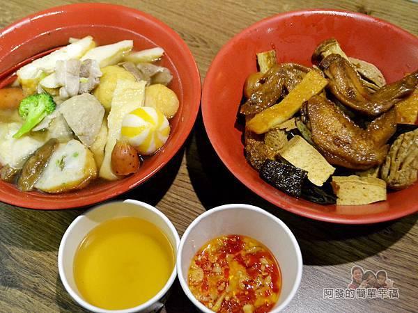 一串日式關東煮25-關東煮與焦糖冷滷味