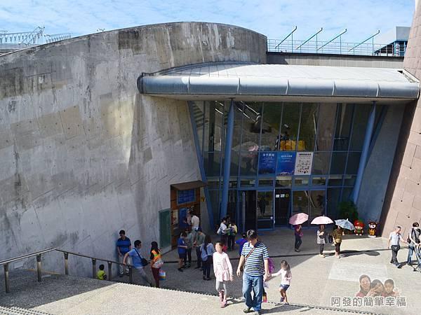 十三行博物館04-十三行博物館入口