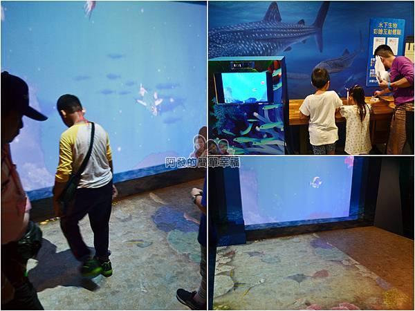 十三行博物館08-海中奧秘特展-組圖
