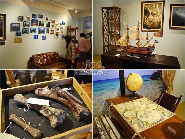 十三行博物館09-海中奧秘特展-組圖II