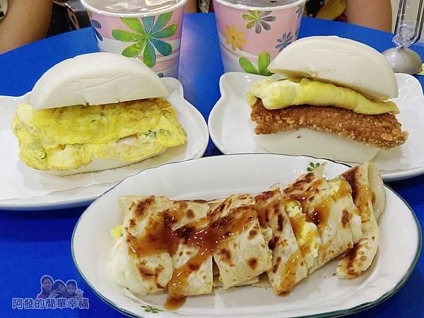 2個蛋早餐11-豐盛的早餐