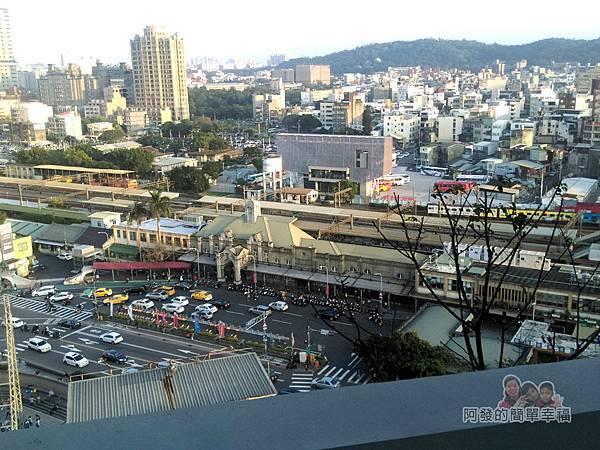 晶品城購物商場幾米24-13樓陽台