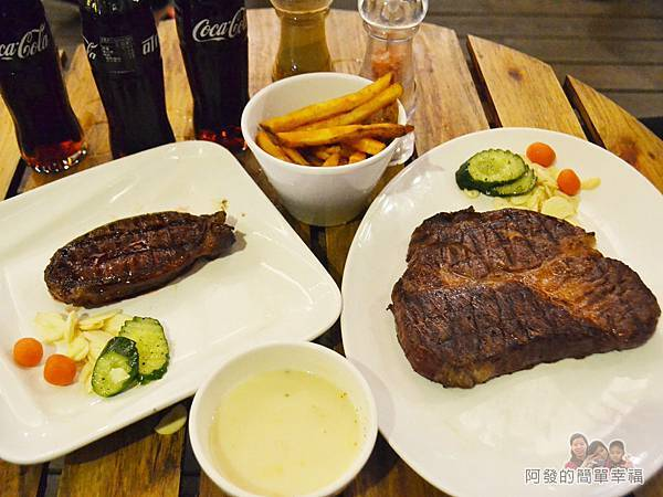 紅牛原味炭烤牛排15-美食上桌