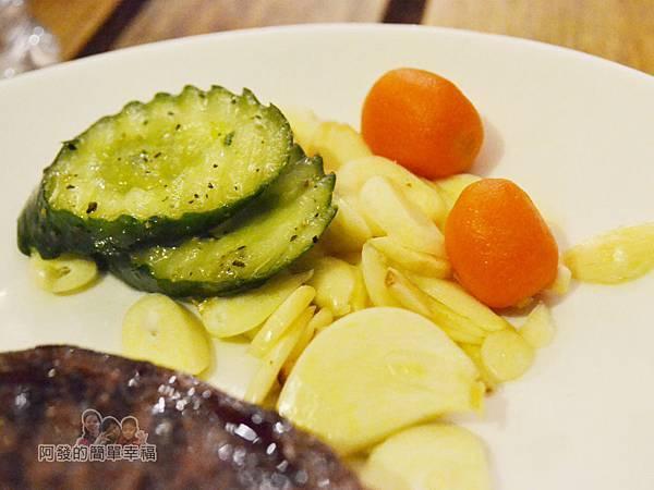 紅牛原味炭烤牛排22-配菜