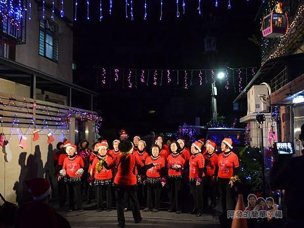 吉慶里聖誕巷08-千歲合唱團