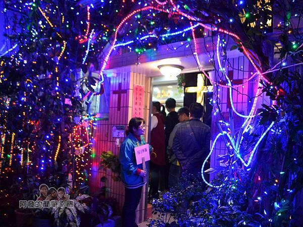 吉慶里聖誕巷13-教會活動